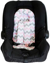 Pink Chevron Head Support