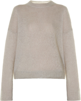 Etoile Isabel Marant Clifton dropped-shoulder sweater