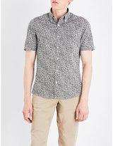 Michael Kors Matchstick Cotton-blend Shirt
