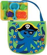 Stephen Joseph Octopus Pirate Beach Sand Toys & Tote