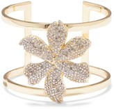 Vince Camuto Pave Blossom Cuff