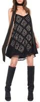 Amuse Society Women's Sleeveless Shift Dress