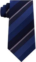Kenneth Cole Reaction Men's Stripe Silk Tie
