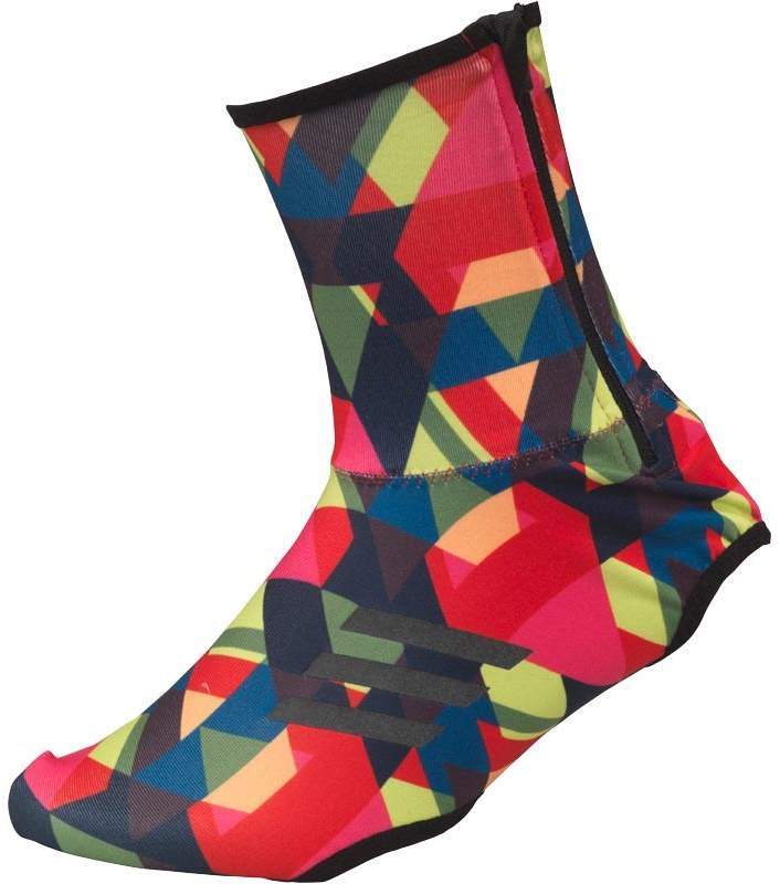 adidas Kahl Triax Cycling Overshoes Multicolour/Reflective Silver