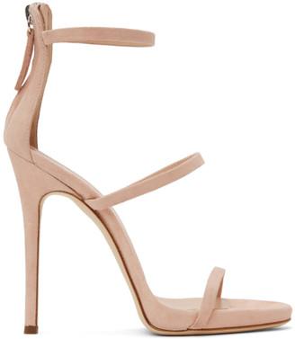 Giuseppe Zanotti Pink Kanda Heels