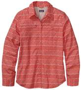 Patagonia Women's Long-Sleeved Island Hopper II Shirt