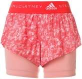 adidas by Stella McCartney Running 2-in-1 shorts