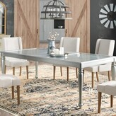 Gibney Contemporary Extendable Dining Table Astoria Grand