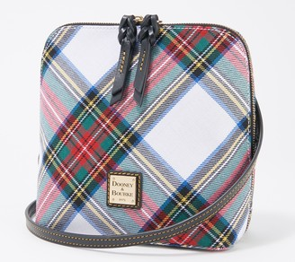 Dooney & Bourke Blakely Tartan Trixie Crossbody