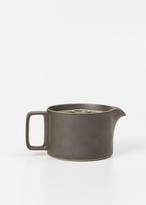 Hasami black tea pot