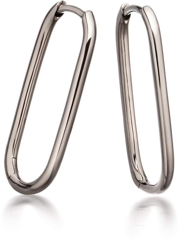 31d92ca1d40ba Piet Oval Hoop Earrings