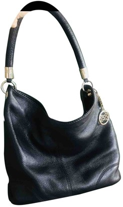 Lancel French Flair Black Leather Handbags