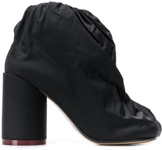 MM6 MAISON MARGIELA Covered Ankle Boots