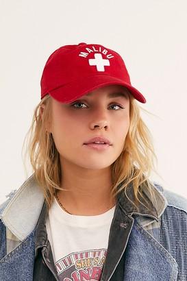 Free People Lifeguard Baseball Hat