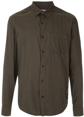OSKLEN Fluid Twill Grinds shirt