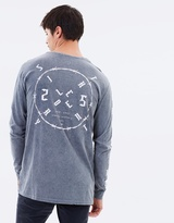 Silent Theory Swindle LS Tee
