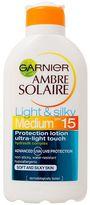 Garnier Ambre Solaire Protection Lotion SPF15 200ml