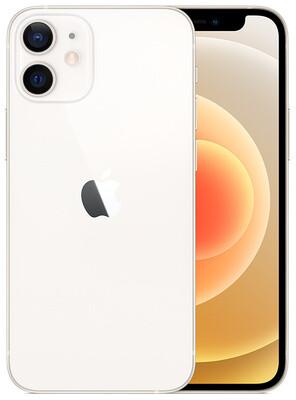 Apple iPhone 12 mini - 128GB White - Sprint with installment plan)