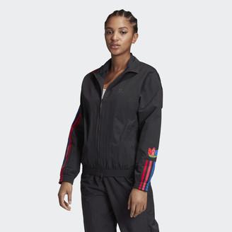 adidas Adicolor 3D Trefoil Track Jacket