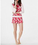 Kate Spade Floral Sateen Pajamas
