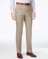 Louis Raphael Men's Slim-Fit Wool Dress Pants