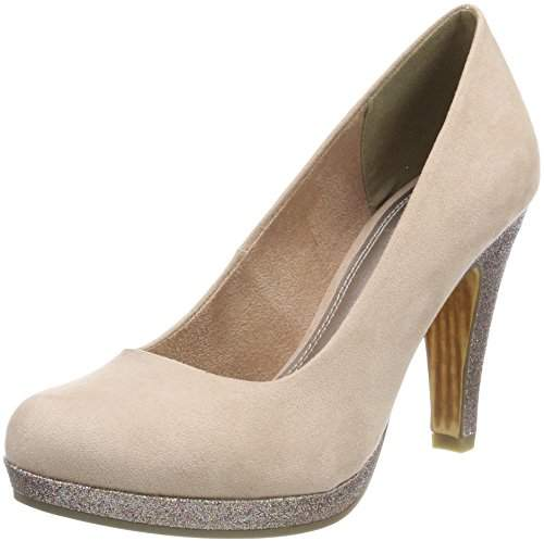 Marco Tozzi Women's's 22441 Closed Toe Heels
