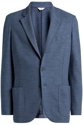 Lucan Merino Wool Blazer