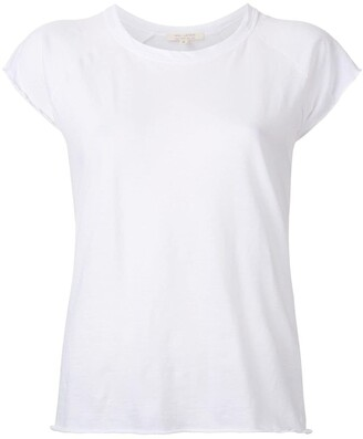 Nili Lotan ripped sleeves T-shirt