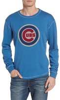 American Needle Men's Rooted - Chicago Cubs Long Sleeve T-Shirt