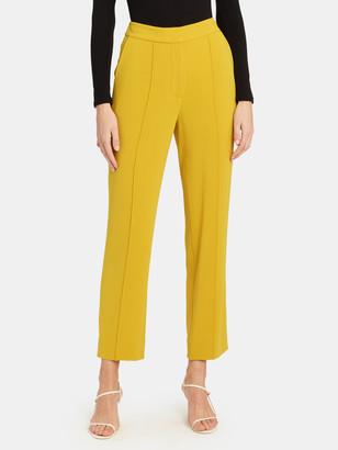 Diane von Furstenberg Riya Tailored High Rise Pant