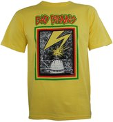 Impact Bad Brains Men's Capitol T-Shirt Yellow L