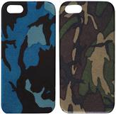MAiSON TAKUYA Camouflage iPhone Case