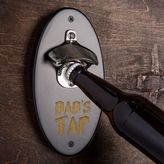 Cathy's Concepts Cathys concepts Dad's Tap Wall-Mount Bottle Opener