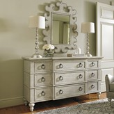 Lexington Oyster Bay 9 Drawer Dresser with Mirror