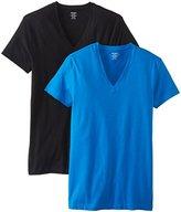 2xist Men's 2-Pack Stretch Core V-Neck Shirt
