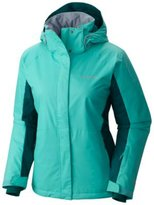 Columbia Women's POWderhouse II Hooded Winter Jacket L