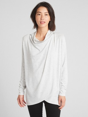 Gap Maternity Drapey Nursing Knit Cardigan