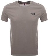 The North Face Simple Dome T Shirt Brown