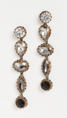 Deepa Gurnani DeeDee Earrings