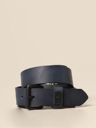 Diesel Belt With Logo