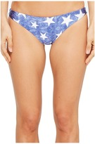 Roxy Star Day Reversible Mini Bikini Bottom Women's Swimwear