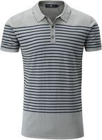 Henri Lloyd Sterling Stripe Knitted Polo