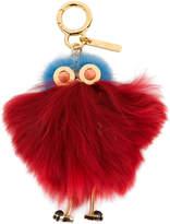 Fendi Monster Eyes T-keychain