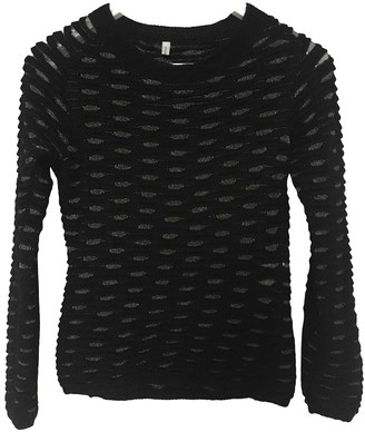 Faith Connexion Black Wool Knitwear for Women