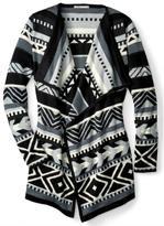 Smartwool Geometric Wrap Sweater
