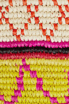 Sensi Studio Woven toquilla straw tote