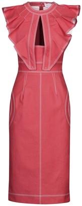 Genny 3/4 length dresses