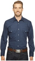 Roper 1052 Solid Broad Cloth - Navy Men's Clothing