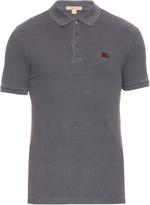 Burberry Cassius short-sleeved polo shirt