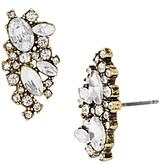 BaubleBar Dahlia Crystal Stud Earrings